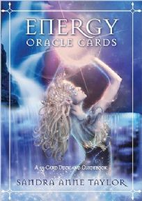Energy Oracle Cards - Sandra Anne Taylor